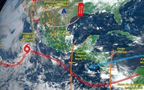"""Huracán """"Felicia"""" mantiene la categoría 4 lejos de las costas de Baja California Sur"""