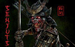 Iron Maiden publicará un nuevo disco de estudio en septiembre; 'Senjutsu'