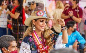 Tribunal Electoral de Guerrero confirmó triunfo de Evelyn Salgado