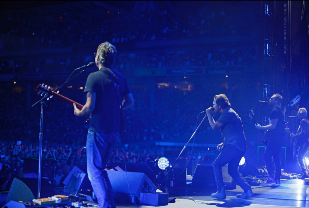 Pearl Jam encabeza el 'Encore Weekend' del festival Ohana 2021