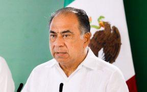 Héctor Astudillo reconoce a Evelyn Salgado como gobernadora electa de Guerrero