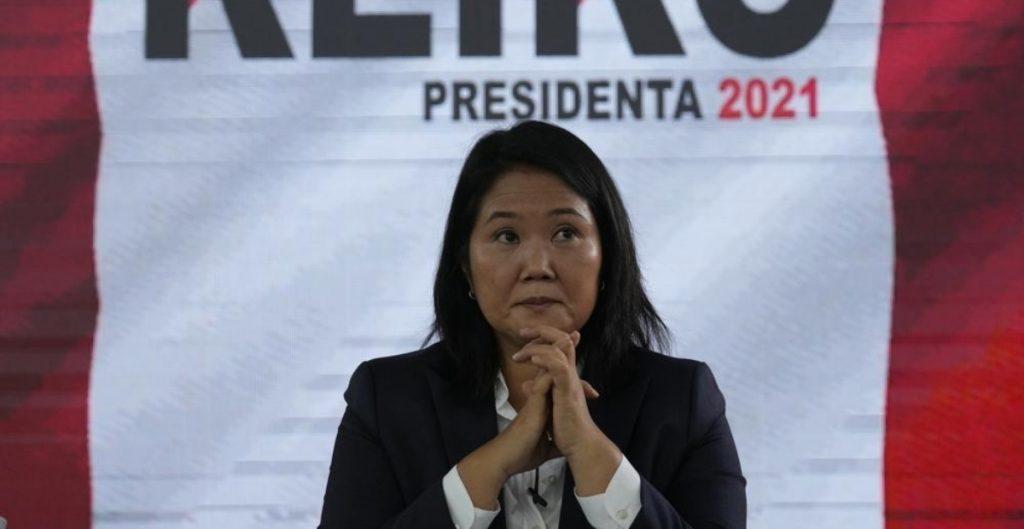 Fiscalía peruana abre nueva investigación contra el esposo de Keiko Fujimori