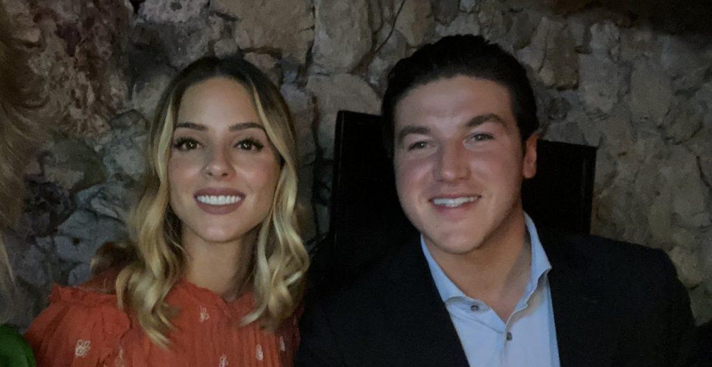 INE multa a Samuel García con 55.6 mdp por publicaciones de su esposa en redes sociales