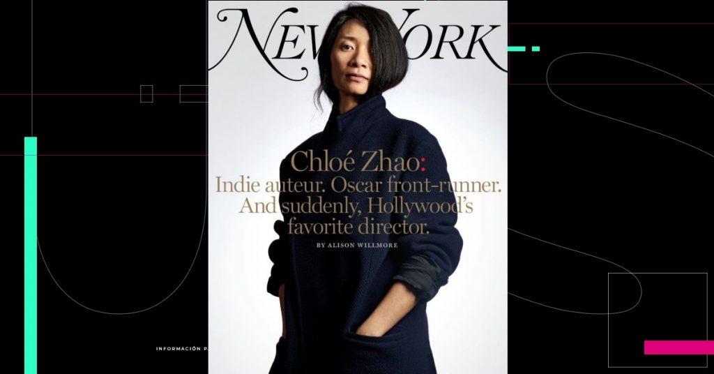 La ganadora del Oscar, Chloé Zhao formará parte del jurado del Festival de Venecia