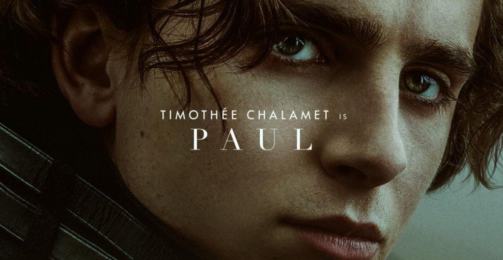 Los personajes de 'Dune' se presentan con nuevos pósters individuales