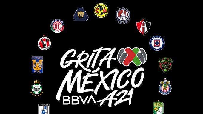 La campaña Grita México se extenderá a Estados Unidos. (Foto: @LigaBBVAMX).