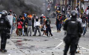 La Defensoría del Pueblo reporta 50 heridos en las protestas del 20 de julio en Colombia