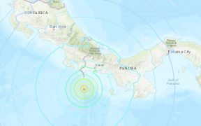 Reportan sismo de 6.8 en costas de Panamá; no se registran daños: PC