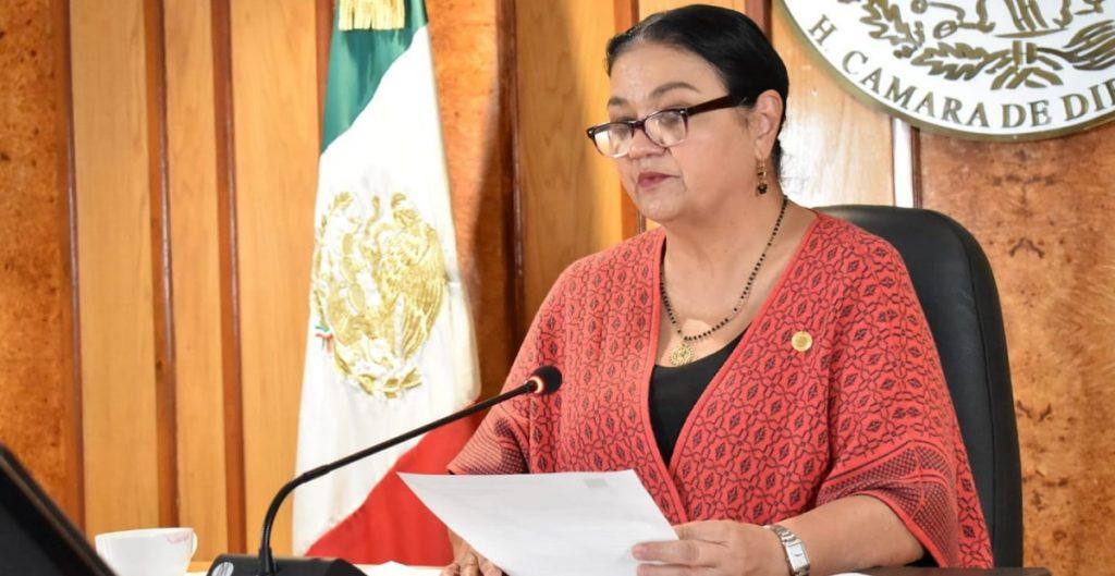 """""""El PRI necesita de un debate de altura"""", afirma Dulce María Sauri, tras creación de corriente alterna"""