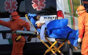 México alcanza el pico más alto de casos de la tercera ola; reporta 15 mil contagios de Covid-19 en un día