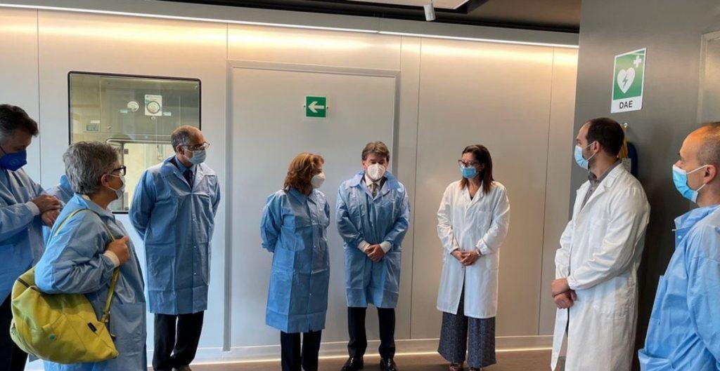 México conversa con Italia sobre producción de vacuna contra la Covid-19
