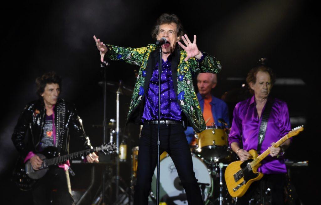 """""""¡Estamos de vuelta en la carretera!"""", anunció Rolling Stones para relanzar su gira por EU"""