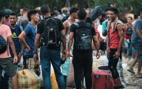 De EU, Venezuela y Colombia, el mayor número de migrantes que llegaron a México en el último lustro