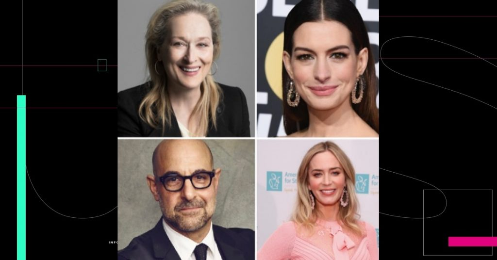 El elenco de 'El diablo viste a la moda' se reunirá luego de 15 años para una causa benéfica