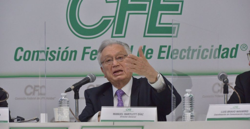 """""""Hay responsabilidad nuestra"""" en apagón de diciembre, admite CFE y propondrán suspender permisos a quienes incumplan requisitos"""