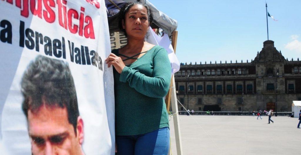 El preso Israel Vallarta pide por carta a AMLO su inmediata libertad