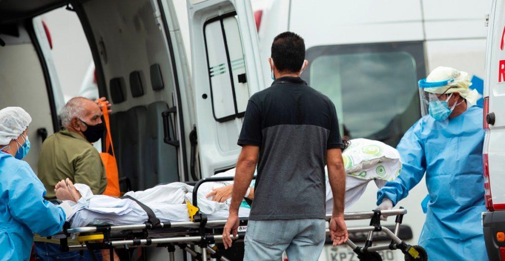 México rebasa los 16 mil casos de Covid en 24 horas; la cifra más alta registrada de la tercera ola
