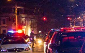 Reportan tiroteo en calles de Washington que deja al menos dos heridos