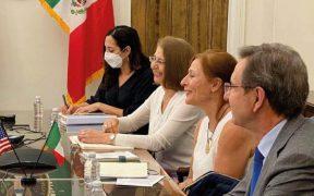 """""""Cierre de fronteras de EU afecta más a sus ciudades que a nosotros"""", dice Secretaría de Economía"""