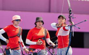 Las tres mexicanas buscarán resarcirse en las pruebas individuales de tiro con arco. (Foto: Mexsport).