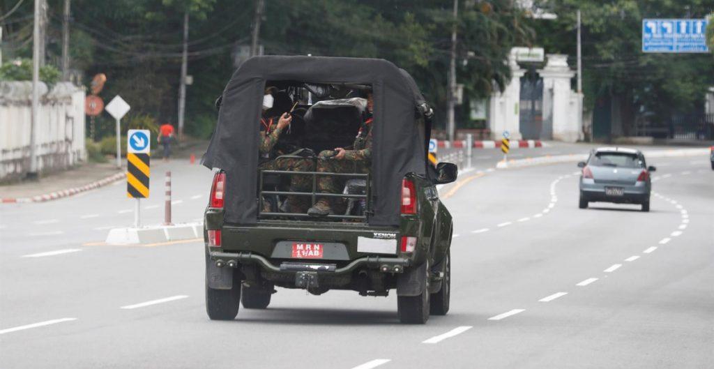 Reportan 20 muertos tras represión del Ejército contra una protesta en una cárcel de Birmania