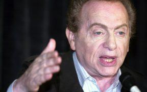 Murió Jackie Mason, comediante que le dio su voz al padre de Krusty el payaso
