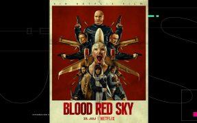 Terror alemán; conoce 'Cielo Rojo Sangre', la película sobre terrorismo y horror que se encuentra en Netflix