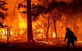 Incendios en California cobran fuerza pese a esfuerzos de bomberos