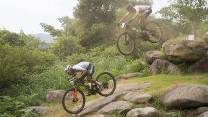 Ulloa hizo un gran esfuerzo en la montaña. (Foto: Reuters).