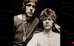 Murió John Hutchinson, primer colaborador de David Bowie en la original 'Space Oddity'