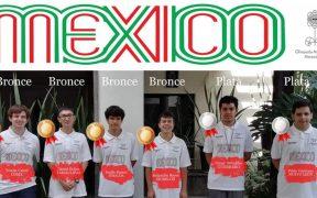 Conoce a los seis mexicanos ganadores olímpicos pero en matemáticas