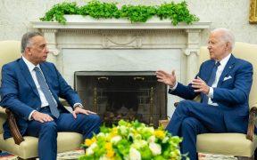 Biden confirma que las tropas de EU dejarán Irak a final de año