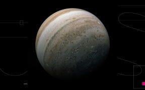 NASA descubre vapor de agua en una de las lunas de Júpiter