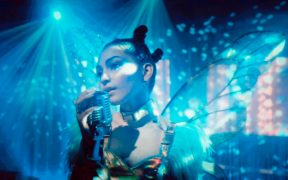Ambar Lucid, la cantante favorita de los protagonistas de 'Élite'
