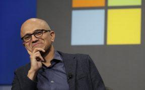 Microsoft registra ganancias históricas de 60 mil mdd gracias a su nube