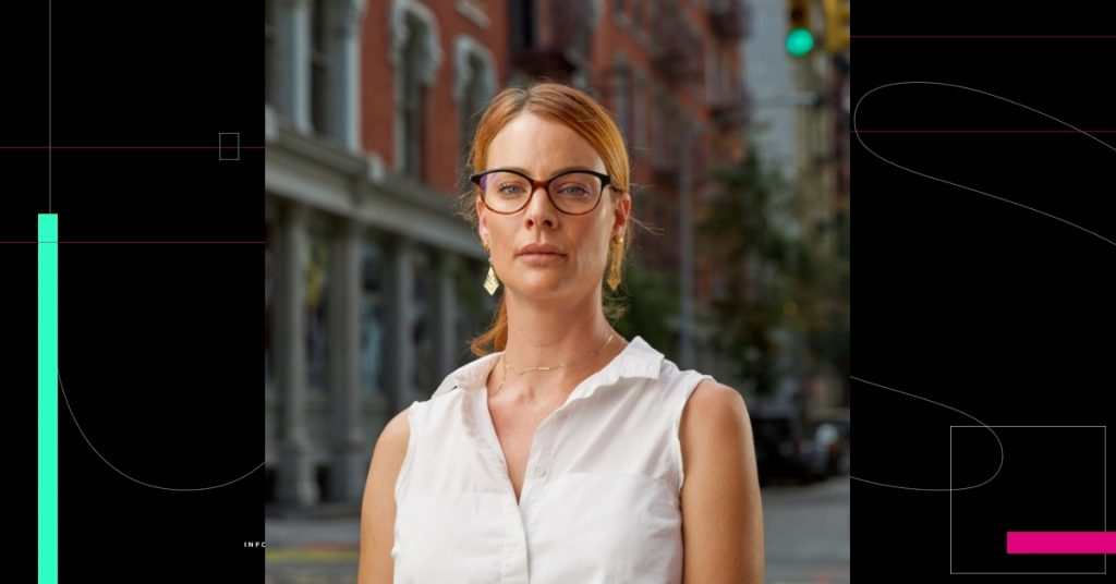 Sarah Ransome, presunta víctima de Epstein, publicará sus memorias en otoño