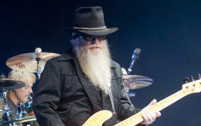 Dusty Hill, bajista de ZZ Top, murió a los 72 años