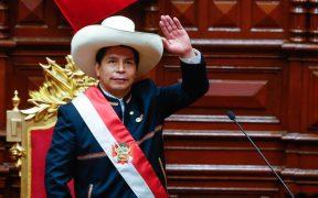 Castillo anuncia un proyecto de ley para convocar una Asamblea Constituyente en Perú