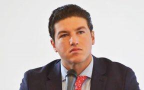 """""""El asunto está ganado"""", asegura Samuel García sobre la multa que le impuso el INE"""
