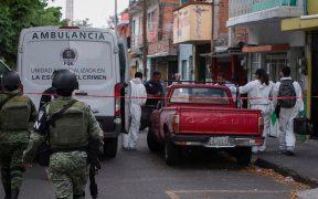 Hallan los cuerpos mutilados de seis personas en Jiménez, Michoacán