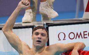 Fink rebasó en los últimos cien metros y se llevó el oro. (Foto: Reuters).