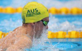 El australiano Stubblety-Cook impuso récord olímpico. (Foto: Reuters).