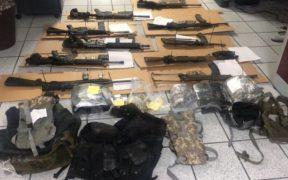 Vinculan a proceso a nueve hombres, tras enfrentamiento con la Guardia Nacional en Magdalena de Kino, Sonora