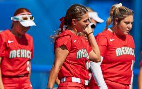 El presidente del COM explicó que la selección de softbol usó uniformes sin bandera mexicana ni logo del COM. (Foto: Mexsport).