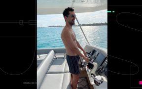 Luis Gerardo Méndez encabeza una expedición de 15 días por los arrecifes del Golfo de México