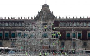 Una maqueta gigante del Templo Mayor conmemorará en México 500 años de la conquista