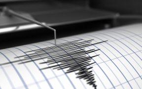 Se registra sismo de magnitud 5.1 en La Mira, Michoacán