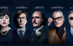 Lanzan póster y tráiler de 'House of Gucci'; Lady Gaga, Adam Drive son los protagonistas