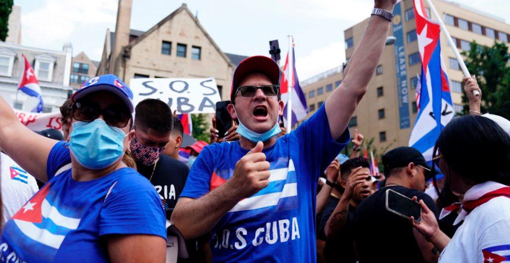 """Cuba asegura que la UE """"miente y manipula"""" al apoyar a manifestantes del 11-J"""