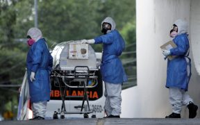 Suman en México 267 mil 969 muertes por Covid-19